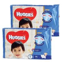 Huggies Superflex Baby Diaper Size 5 58 Diapers x2