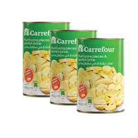Carrefour Mushrooms Pieces & Stems in Brine 425gx3