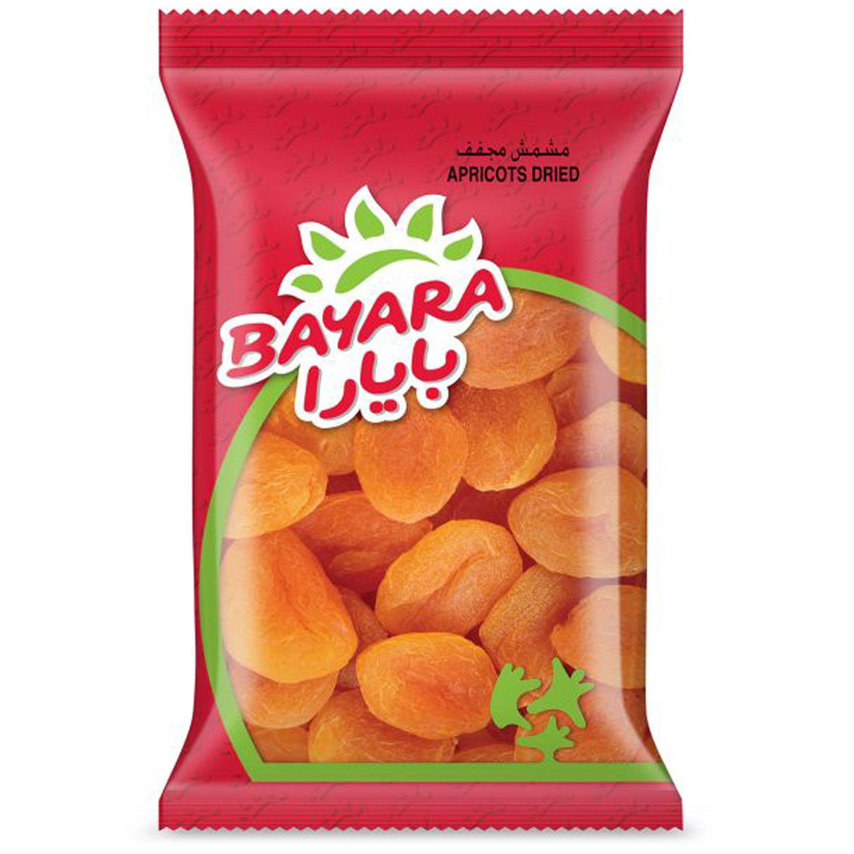 BAYARA APRICOTS DRIED 400GR