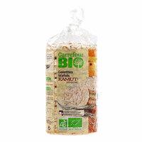 Carrefour Bio Organic Galettes Kamut 100g