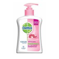 Dettol Anti Bacterial Liquid Hand Soap Skin Care 200 ml