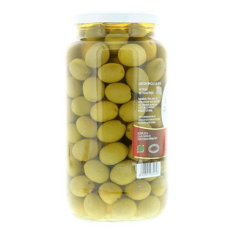 Acorsa-Green-Whole-Olives-950g