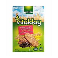 Gullon Vitalday Biscuit Oat & Chocolate