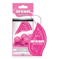 Areon Air Freshener Mon Bubble Gum Cardbaord