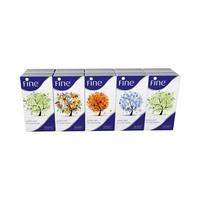 Fine Pocket Tissues 4 Seasons 3Ply X10