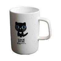 هاوس كير كوب سيراميك كات 350 مل رسم قطة