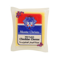 Monte Christo Cheddar Cheese Mild English 200g