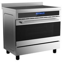 Midea 90X60 Cm Gas Cooker VSIC96048