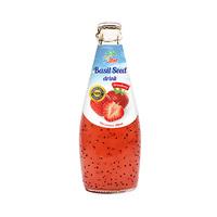 Basil Seed Juice Strawberry 290ML