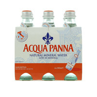Acqua Panna Natural Mineral Water 250mlx6