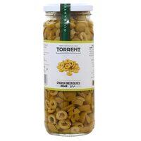 Torrent Green Olives 440g