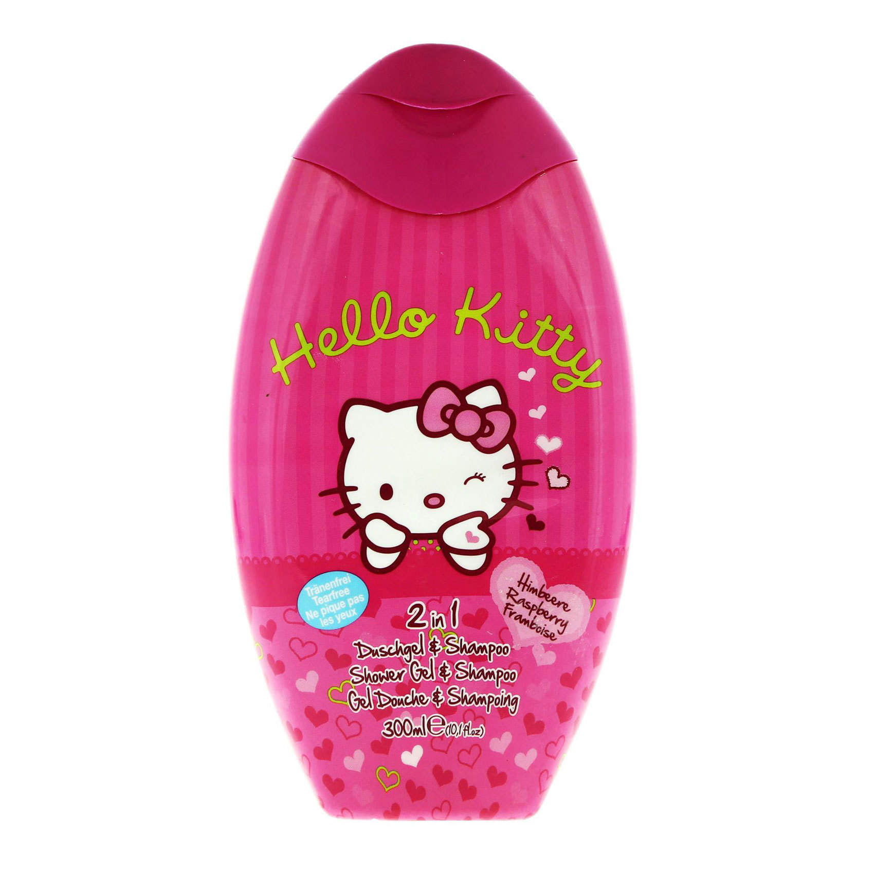 HELLO KITTY PINK LOVE 2 IN 1 300ML