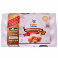 Saha Pasteurized Shell Eggs 50-60g