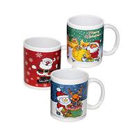 Christmas Mug Assorted
