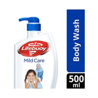 Lifebuoy Shower Gel White 500ML