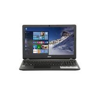 """Acer Aspire Notebook ES1 6006U i3 4GB 500GB 15.6"""" W10 Black"""
