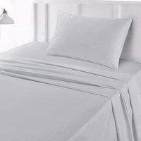 Tendance's Flat Sheet Single Cool Grey 160X240