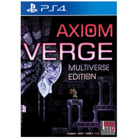 Sony PS4 Axiom Verge: Multiverse Edition
