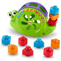 Fisher-Price Rock 'n Sort Snail Pail