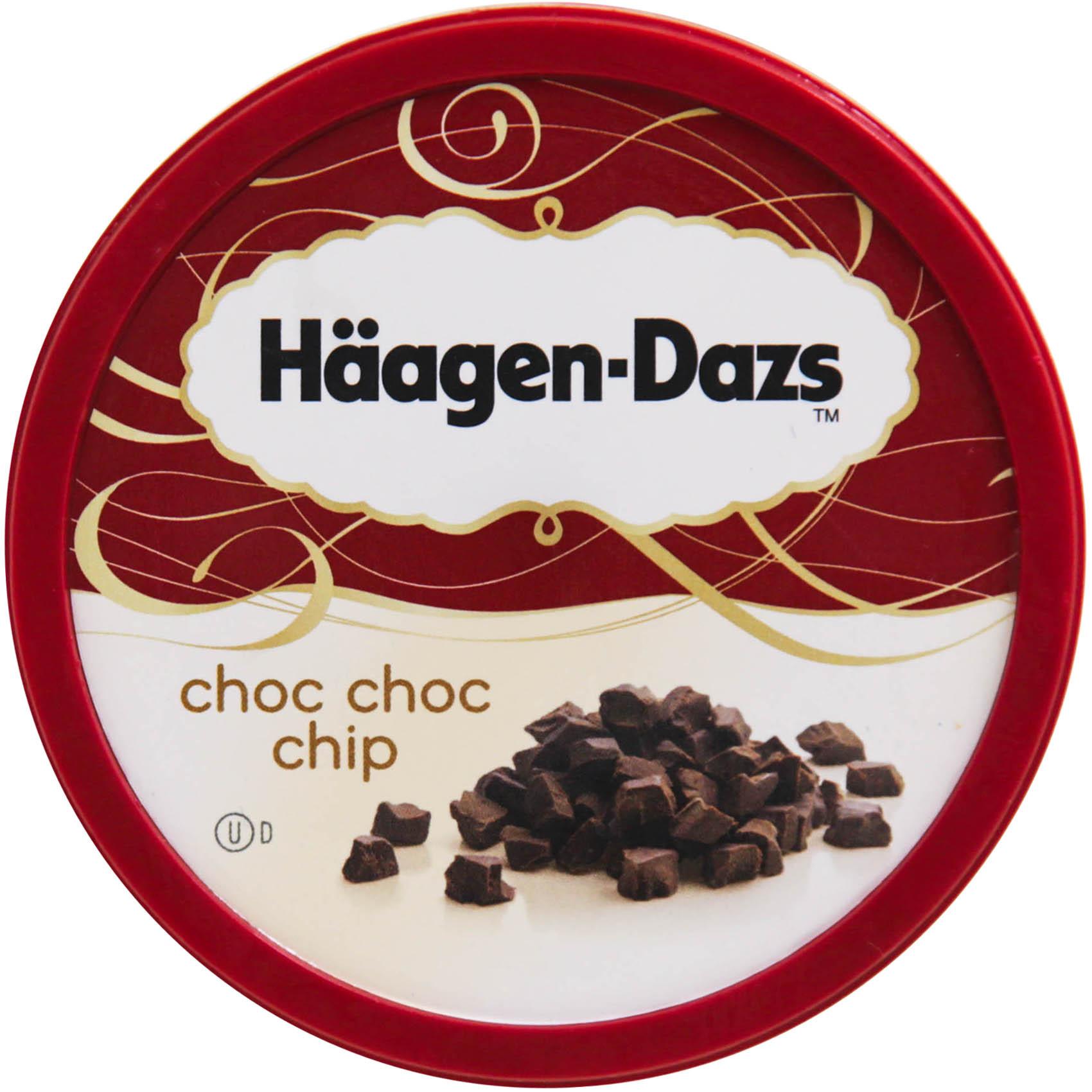 HAAGEN DAZS PINT CHOC 500ML