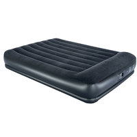 CRF Airbed With Electric Pump Queen 203X152X38 Cm