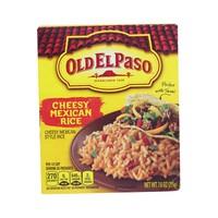 Old El Paso Cheesy Mexican Rice 215g