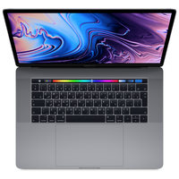 "Apple MacBook Pro MR942 i7 2.2Ghz 16GB RAM 512GB SSD 15"" Space Gray English/Arabic Keyboard"