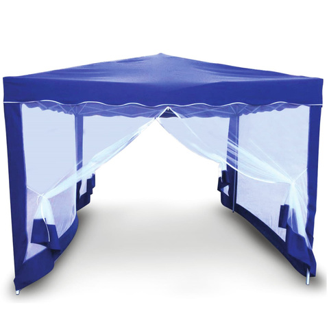 Party-Tent-3X3X2.5M-W/Mosquito-Net