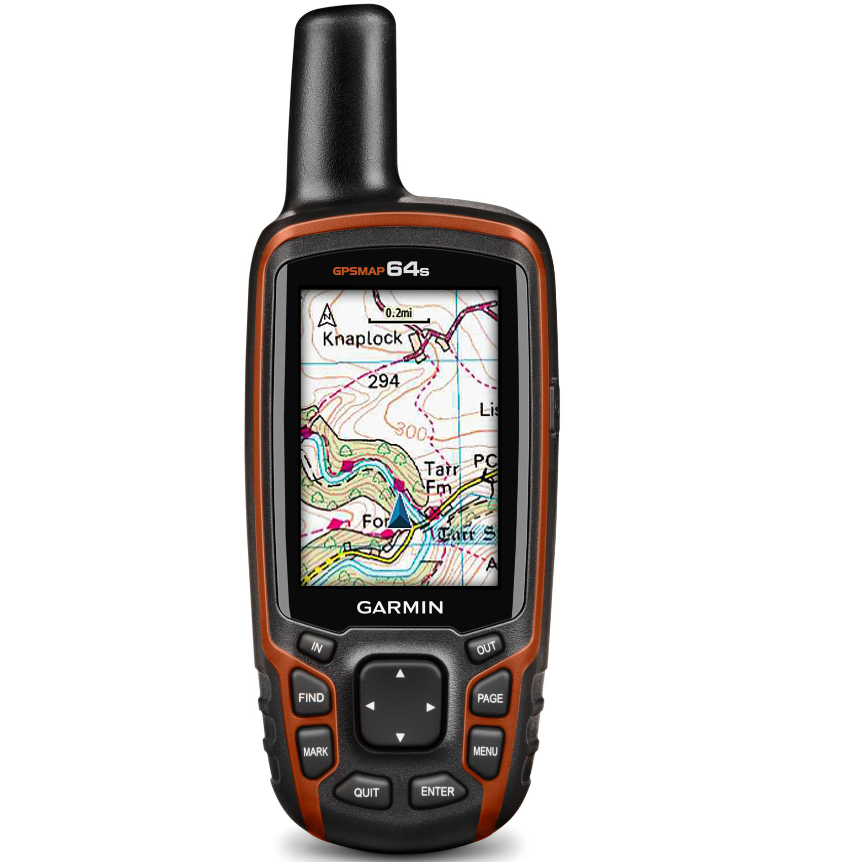 GARMIN GPS MAP 64S WORLD WIDE