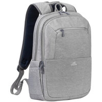 "RivaCase BackPack 7760 15.6"" Grey"