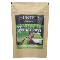 Hunter's Gourmet Organic Wheatgrass Powder 250g