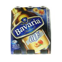Bavaria Holland Peach Non Alcoholic Malt Drink 330mlx6