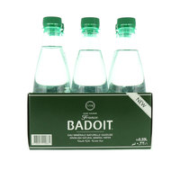 Badoit Sparkling Natural Mineral Water 330mlx6