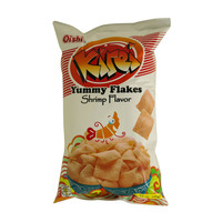 Oishi Kirei Yummy Flakes Shrimp Flavor 45g