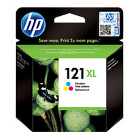 HP Cartridge 121XL Tri-color