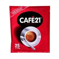 Café 21 Instant Coffeemix No Sugar 20GR 25 Sticks