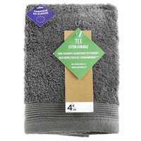 TEX Hand Towel x2 30x50 Grey