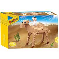 Banbao Arabic Line Camel+Tobees 125pcs