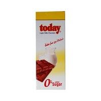 تودي شوكولاتة بالحليب خالي من السكر 65 غرام