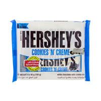 Hershey's Cookies N Crème 40g x4
