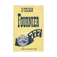 Fournier Playing Cards 777