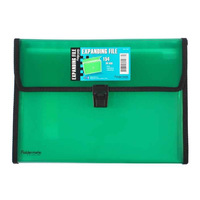 Folder mate Expanding  File A4 13Pkt With Handle