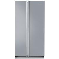 Smeg 640 Liters Side By Side Fridge FA160X