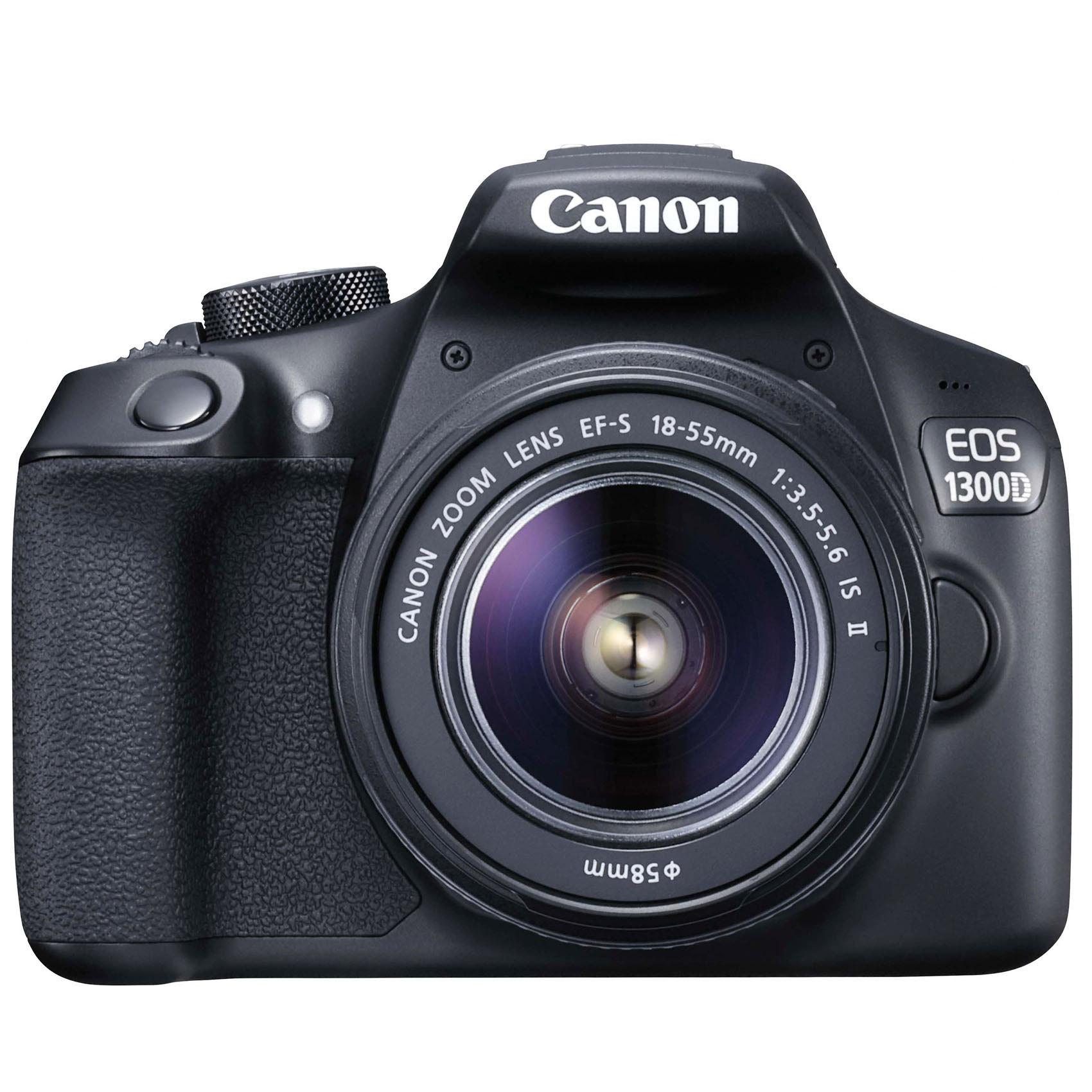 CANON SLR 1300D 18-55+CS100+CP1200