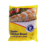 Freshly Foods Tender Chicken Breast 2Kg