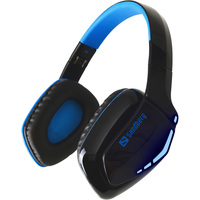 Sandberg Gaming Headset Wireless Blue Storm