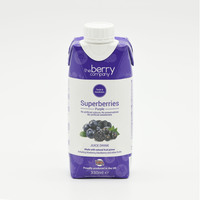 The Berry Company superberries purple Juice 330 ml