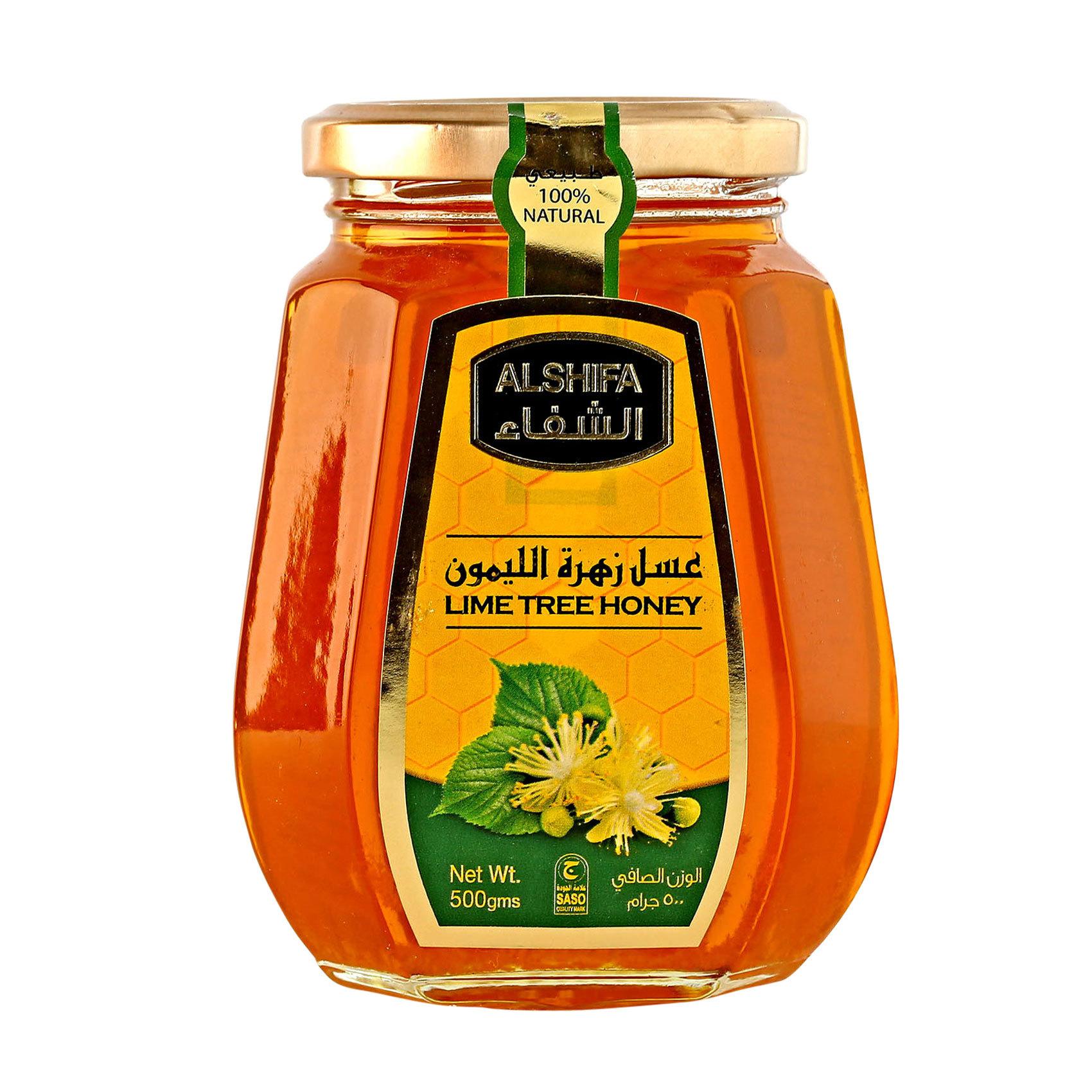 AL SHIFA LIME TREE HONEY 500G