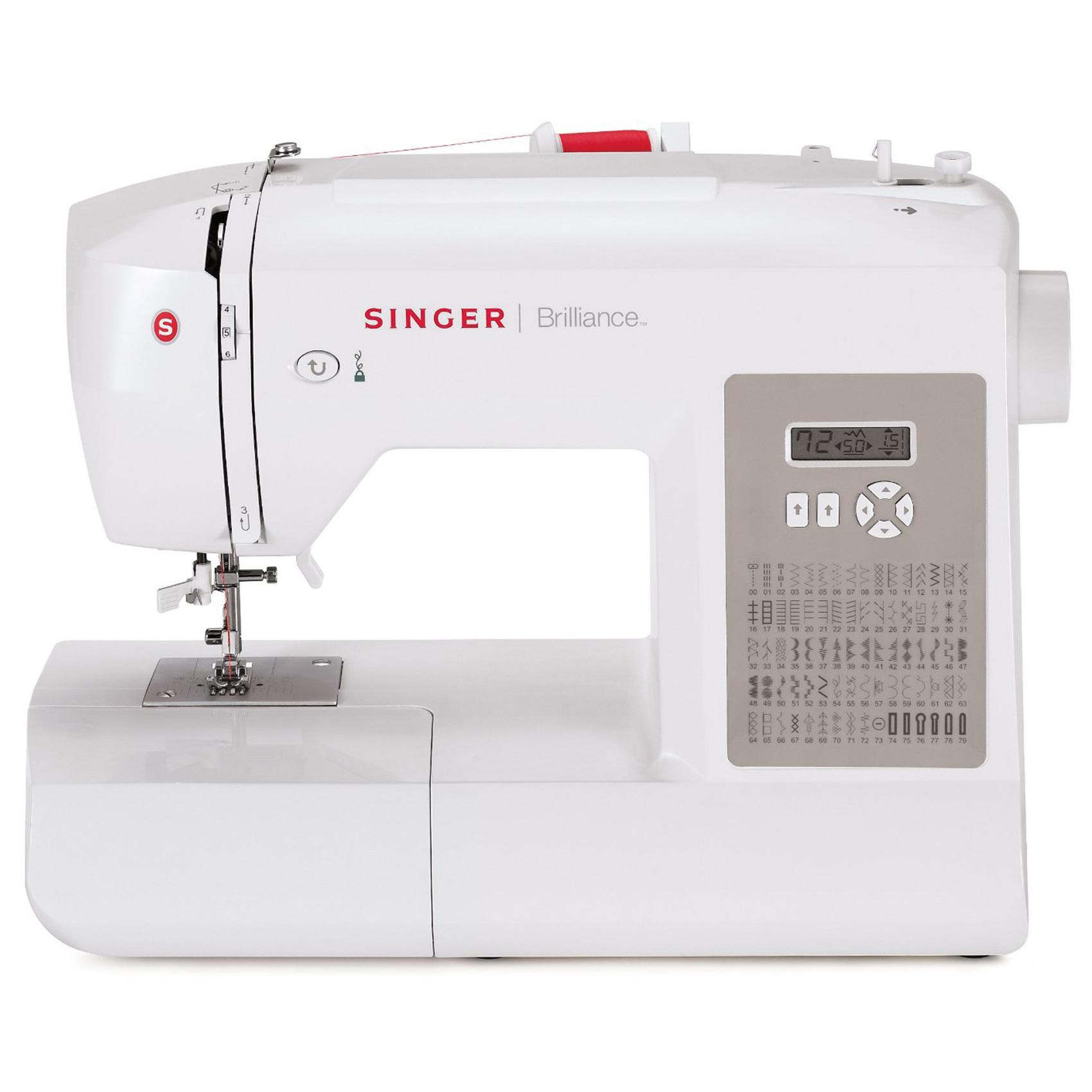 SINGER SEWING MACHINE 6180