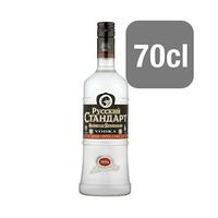 Russian Standard Original Vodka 70CL + Flask